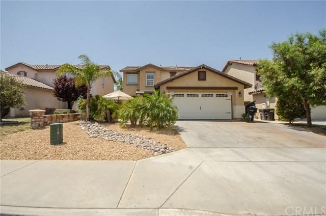 1059 Marigold Drive, Perris, CA 92571 (#IV17134343) :: RE/MAX Estate Properties