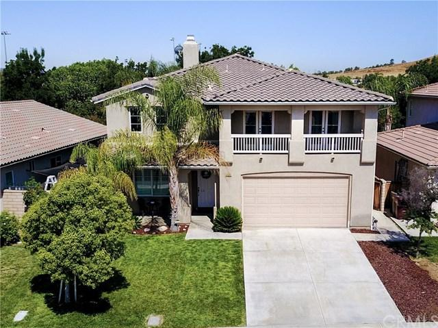 34587 Wintersweet Lane, Winchester, CA 92596 (#SW17142875) :: Kristi Roberts Group, Inc.