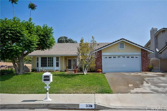 335 E Camden Street, Glendora, CA 91740 (#OC17142343) :: RE/MAX Innovations -The Wilson Group