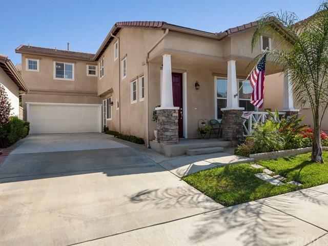 292 Roxanne Lane, Corona, CA 92882 (#IG17141873) :: Carrington Real Estate Services