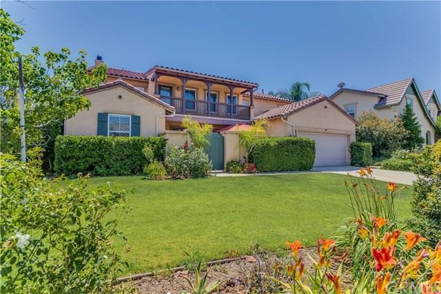 3253 Stoneberry Lane, Corona, CA 92882 (#CV17143217) :: Carrington Real Estate Services