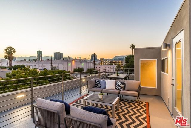 1238 Gordon Street, Los Angeles (City), CA 90038 (#17241276) :: TruLine Realty