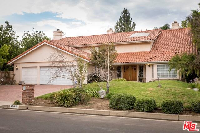 20481 Tulsa Street, Chatsworth, CA 91311 (#17244976) :: The Marelly Group | Realty One Group