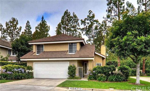 47 Willowgrove, Irvine, CA 92604 (#OC17140563) :: RE/MAX New Dimension