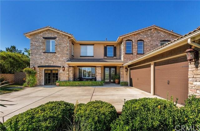 3499 Christopher Lane, Corona, CA 92881 (#IG17143350) :: Carrington Real Estate Services