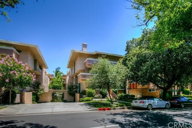 130 S Mentor Avenue #103, Pasadena, CA 91106 (#AR17143440) :: TruLine Realty