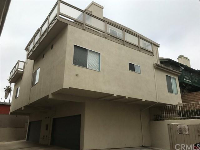 833 5th Street #7, Hermosa Beach, CA 90254 (#SB17143481) :: Erik Berry & Associates