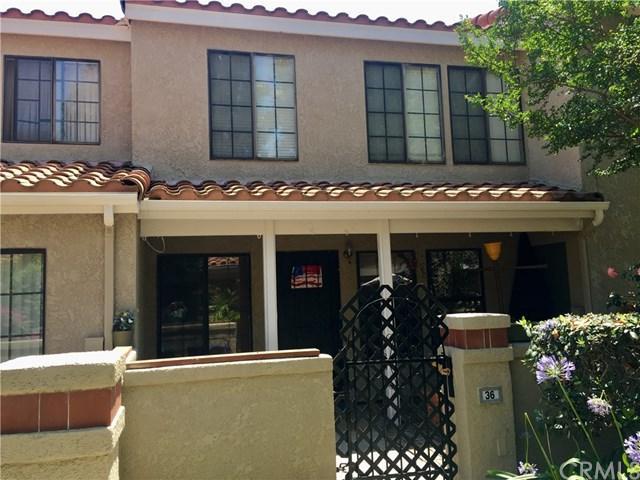 8167 Vineyard Avenue #36, Rancho Cucamonga, CA 91730 (#CV17142243) :: Carrington Real Estate Services