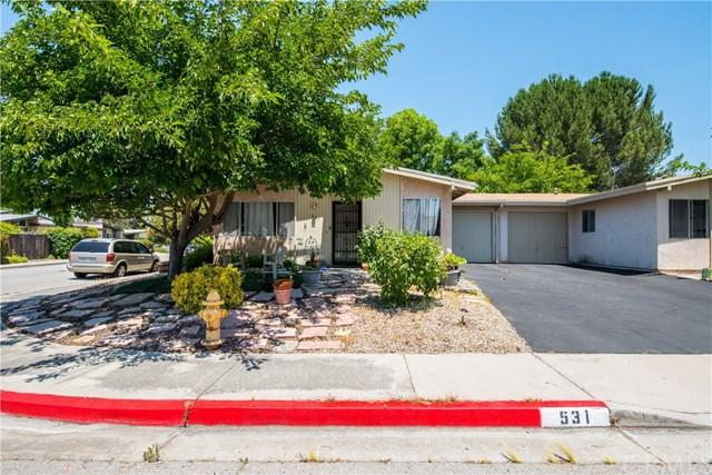 531 Queenanne Road, Paso Robles, CA 93446 (#PI17139896) :: RE/MAX Estate Properties