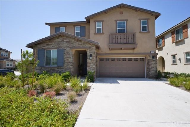 15975 Harmony Lane, Fontana, CA 92336 (#CV17143577) :: RE/MAX Estate Properties