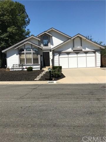 33305 Hidden Hollow Drive, Wildomar, CA 92595 (#SW17142436) :: Allison James Estates and Homes