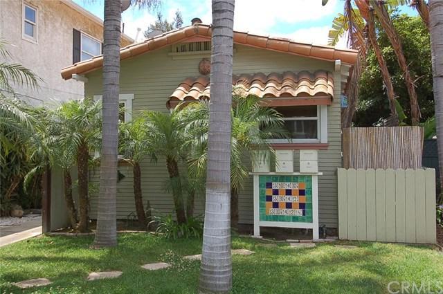 3040 E Vista Street, Long Beach, CA 90803 (#RS17143797) :: Kato Group