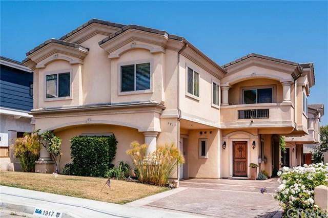 1917 Perry Avenue A, Redondo Beach, CA 90278 (#SB17143965) :: Keller Williams Realty, LA Harbor