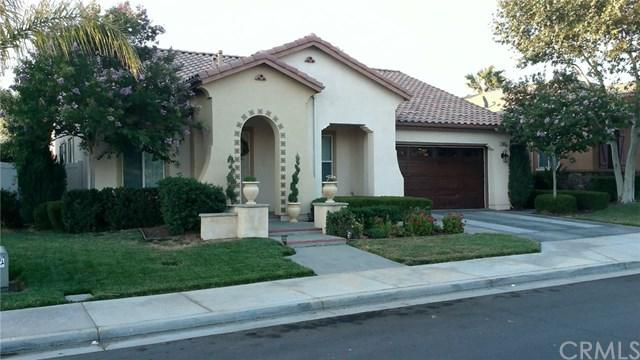 1562 Peppermint Drive, Perris, CA 92571 (#CV17144007) :: Kristi Roberts Group, Inc.