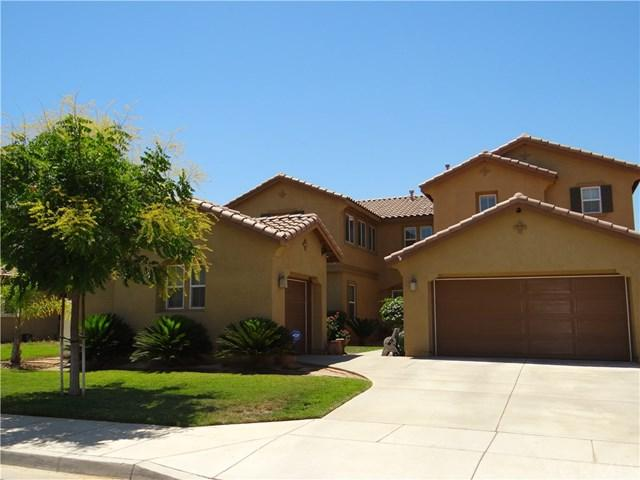 1509 Strawberry Drive, Perris, CA 92571 (#SW17144030) :: Kristi Roberts Group, Inc.