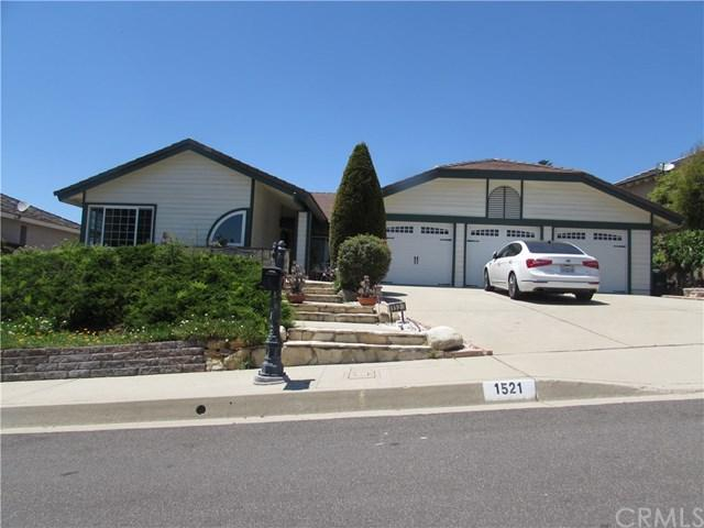 1521 Sunbluff Drive, Diamond Bar, CA 91765 (#TR17143462) :: Kristi Roberts Group, Inc.