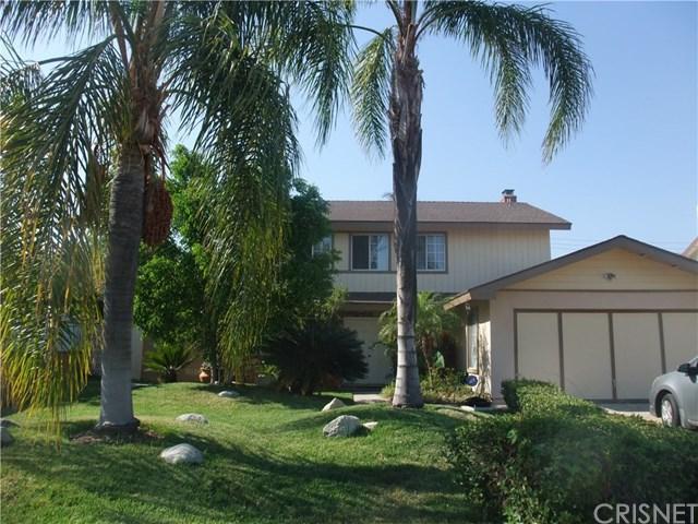 14745 Drell Street, Sylmar, CA 91342 (#SR17143365) :: Fred Sed Realty
