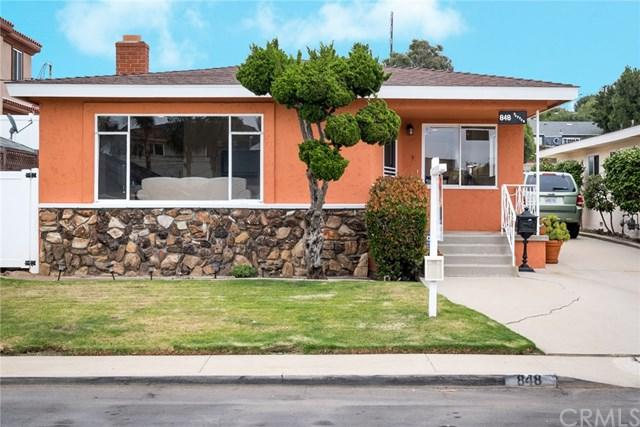 848 Pepper Street, El Segundo, CA 90245 (#SB17144418) :: Erik Berry & Associates