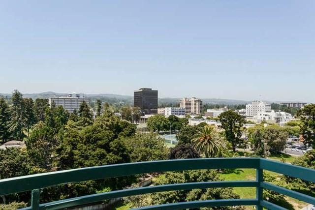 601 Laurel Avenue 903-904, San Mateo, CA 94401 (#ML81667585) :: Fred Sed Group