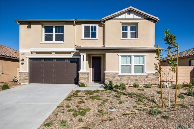 25298 Rocking Horse Court, Menifee, CA 92584 (#IV17136763) :: Allison James Estates and Homes