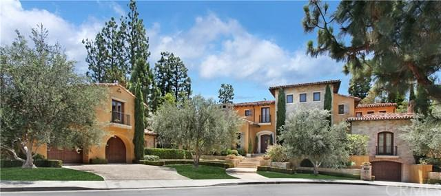 17 Cherry Hills Lane, Newport Beach, CA 92660 (#NP17145111) :: DiGonzini Real Estate Group