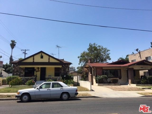 3122 W 11TH Street, Los Angeles (City), CA 90006 (#17245702) :: RE/MAX Masters