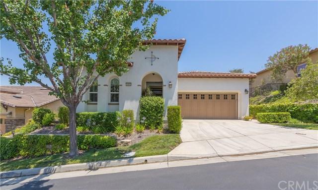 24002 Boulder Oaks Drive, Corona, CA 92883 (#IG17144583) :: TBG Homes - Keller Williams