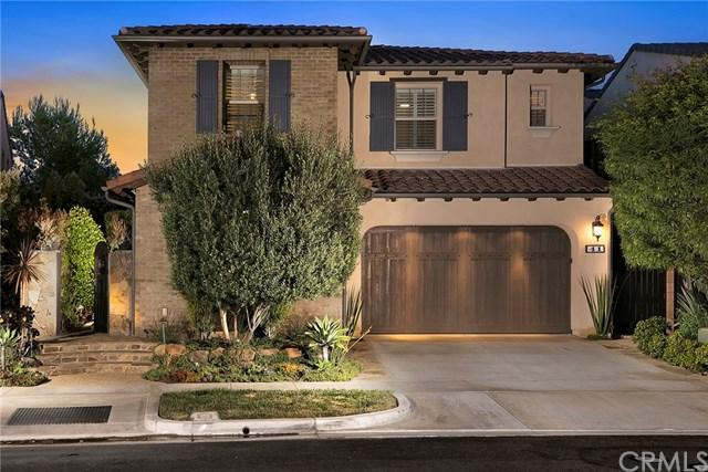 41 Native Trails, Irvine, CA 92618 (#OC17145363) :: Fred Sed Realty