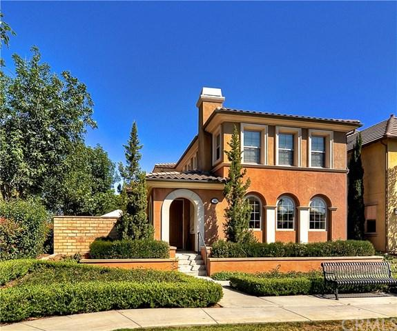 101 Twin Gables, Irvine, CA 92620 (#OC17145520) :: Fred Sed Realty