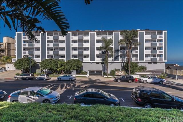 615 Esplanade #810, Redondo Beach, CA 90277 (#PV17146003) :: Keller Williams Realty, LA Harbor