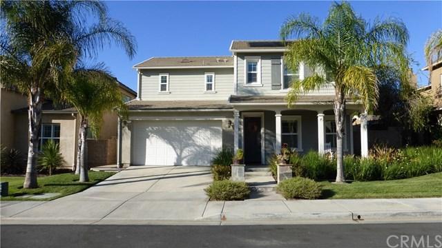 32084 Tall Oak Court, Temecula, CA 92592 (#SW17145707) :: Allison James Estates and Homes