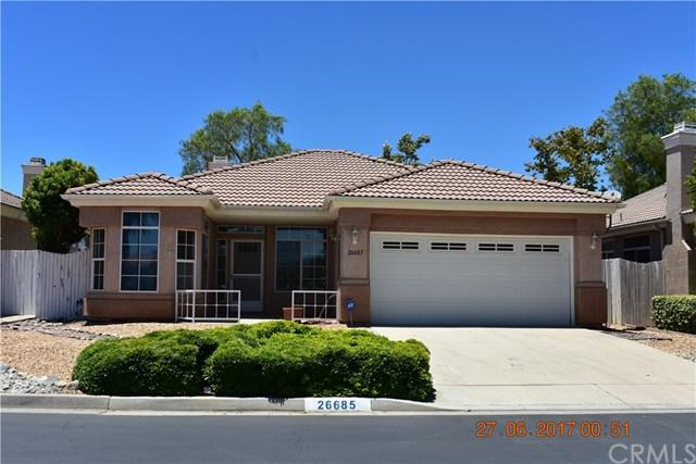 26685 Summer Sunshine Drive, Menifee, CA 92585 (#SW17146279) :: Allison James Estates and Homes