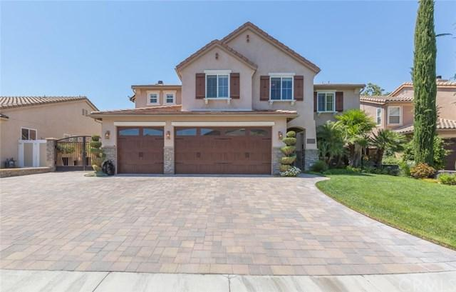 41553 Evening Shade Place, Murrieta, CA 92562 (#SW17132396) :: Allison James Estates and Homes