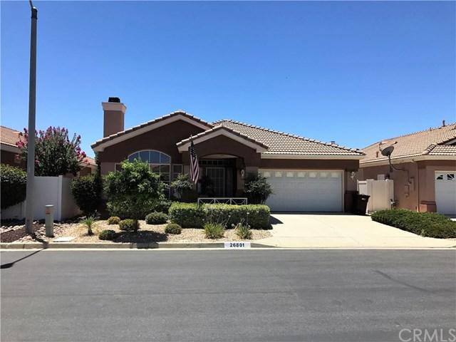 26801 Ole Lane, Menifee, CA 92585 (#SW17146328) :: Allison James Estates and Homes