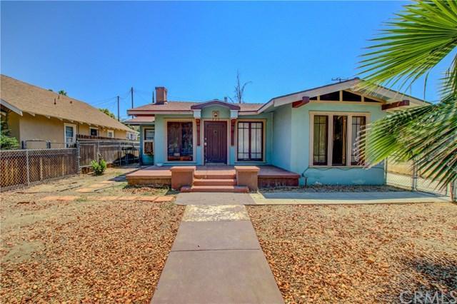222 S State Street, Hemet, CA 92543 (#SW17146461) :: Allison James Estates and Homes