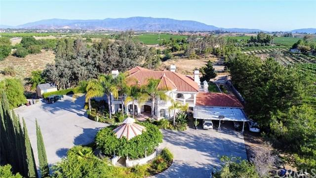 34083 Vino Way Way, Temecula, CA 92591 (#SW17140832) :: Allison James Estates and Homes