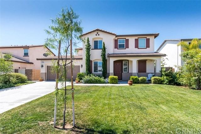 31163 Pinon Pine Circle, Winchester, CA 92596 (#SW17146473) :: Allison James Estates and Homes