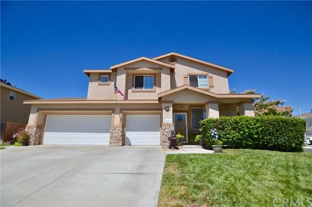24821 Tigris Lane, Hemet, CA 92544 (#SW17145156) :: Allison James Estates and Homes
