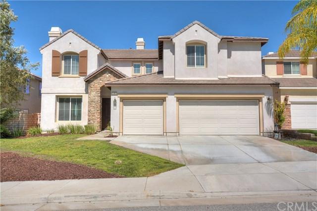 7 Via Del Fico Court, Lake Elsinore, CA 92532 (#IV17146788) :: Allison James Estates and Homes