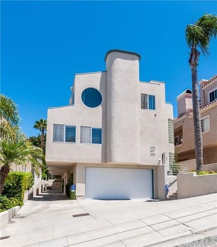 839 15th Street, Hermosa Beach, CA 90254 (#SB17147176) :: Erik Berry & Associates
