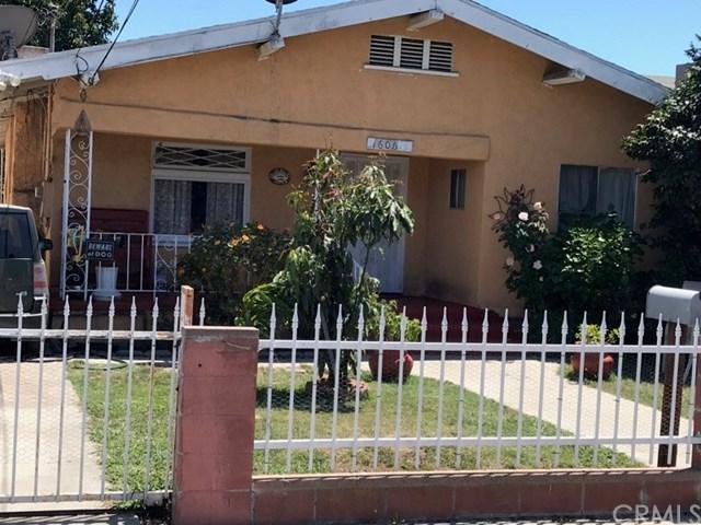 1606 W 36th Place, Los Angeles (City), CA 90018 (#PW17145807) :: Erik Berry & Associates