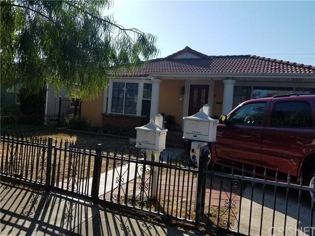 455 Griswold Avenue, San Fernando, CA 91340 (#SR17150690) :: The Brad Korb Real Estate Group