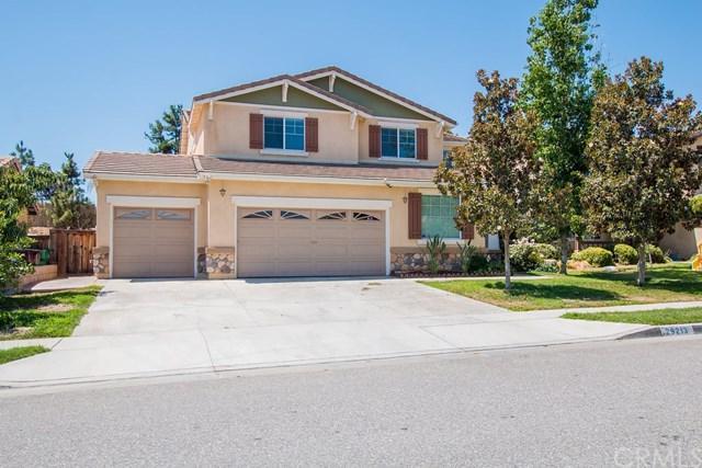 29213 Hydrangea Street, Murrieta, CA 92563 (#SW17154433) :: Dan Marconi's Real Estate Group