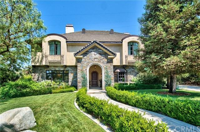 953 Deep Springs Drive, Claremont, CA 91711 (#CV17164918) :: Mainstreet Realtors®