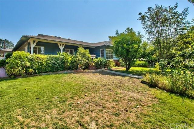 1287 Briarcroft Road, Claremont, CA 91711 (#OC17164653) :: Mainstreet Realtors®
