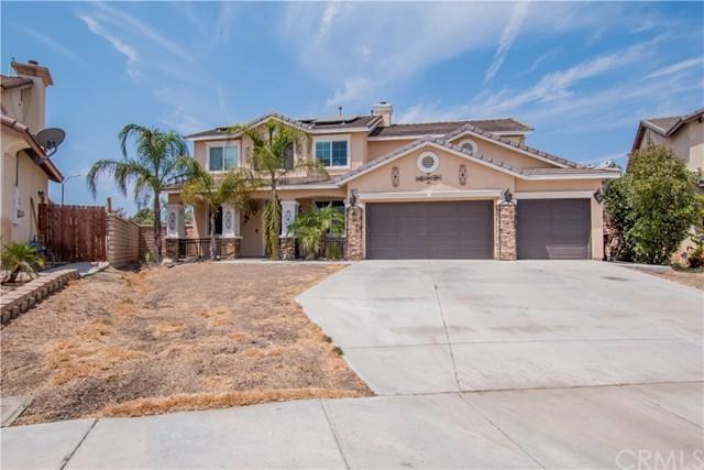 28817 Golden Dawn Drive, Menifee, CA 92584 (#SW17166998) :: California Realty Experts