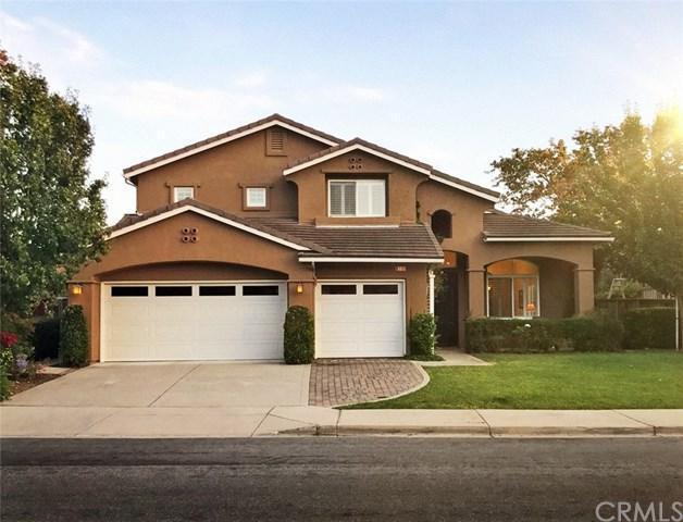 911 Ambrosia Lane, San Luis Obispo, CA 93401 (#SP17167091) :: Pismo Beach Homes Team