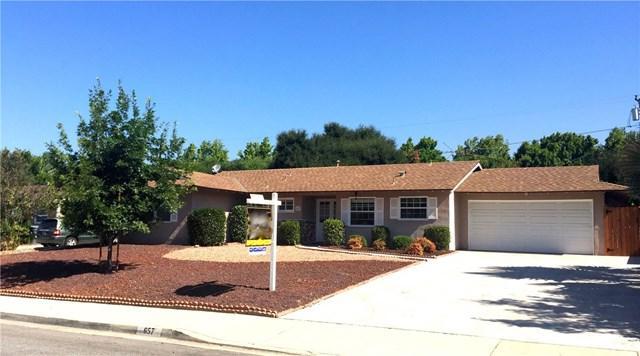 657 Aurora Drive, Claremont, CA 91711 (#CV17167024) :: Mainstreet Realtors®