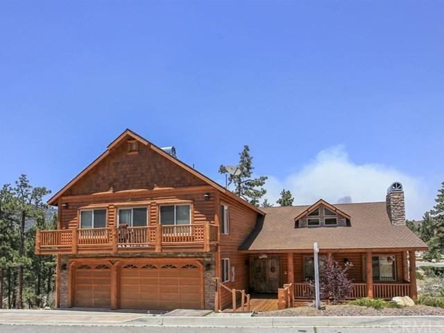 42384 Eagle Ridge Drive, Big Bear, CA 92315 (#EV17167454) :: The Darryl and JJ Jones Team