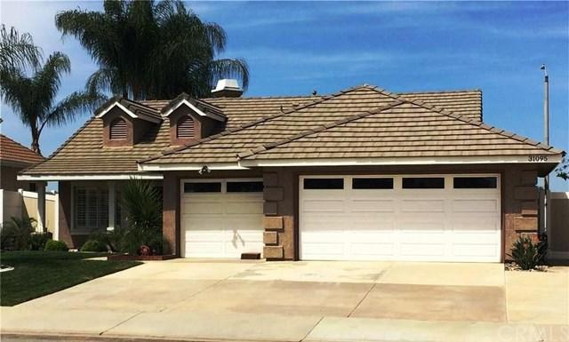 31095 Larchwood Street, Menifee, CA 92584 (#SW17167467) :: California Realty Experts
